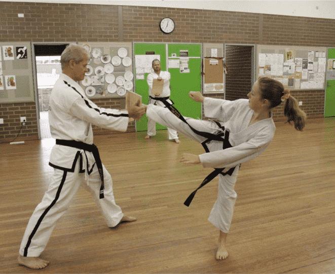 Last Training Night - Warners Bay Dec 2019 - Family Taekwondo
