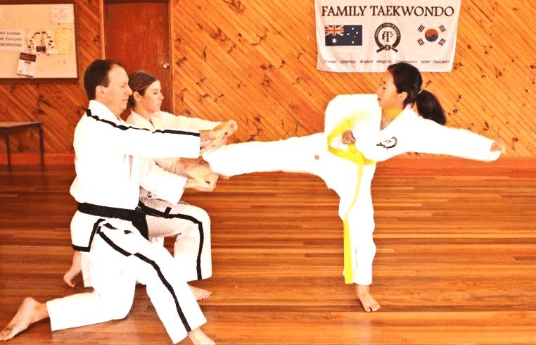 Last Training Night - New Lambton Dec 2019 - Family Taekwondo