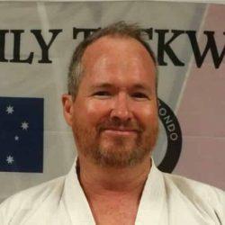 Andrew Family Taekwondo Instructor