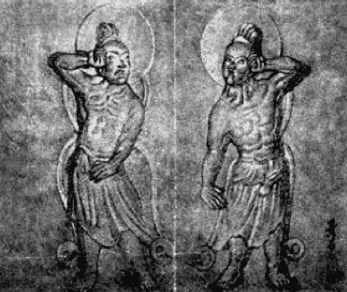 Ancient figures About Taekwondo - Family Taekwondo